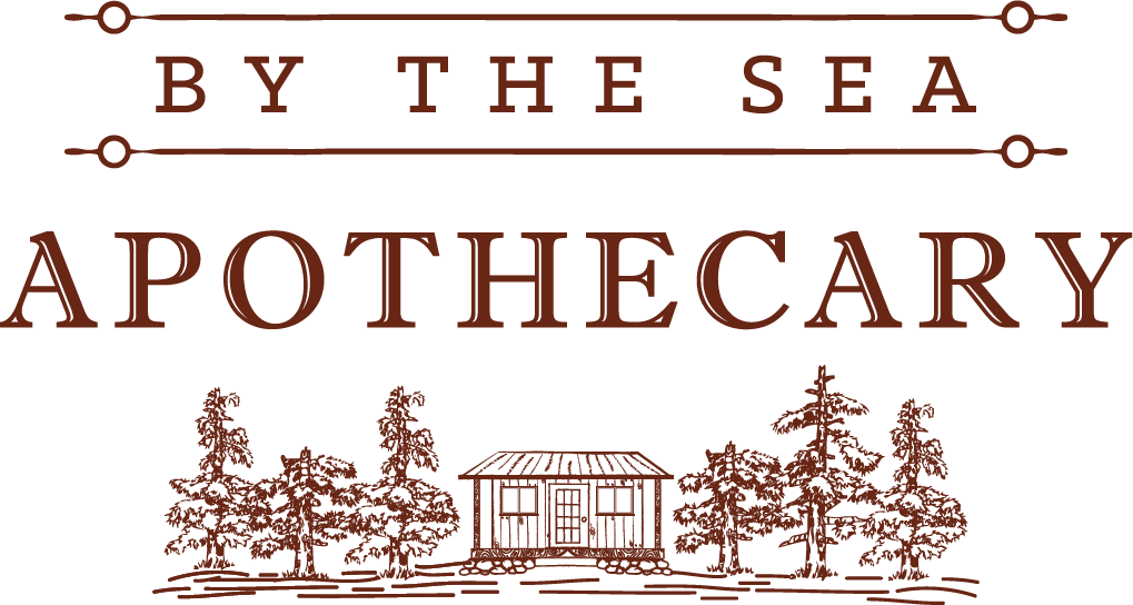 By the Sea Apothecary Logo